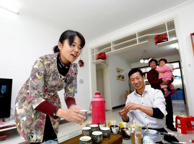 日本市长的女儿嫁到中国后 生活成这样(图)